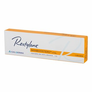 Restylane® Skinboosters Vital with Lidocaine (1x1ml)